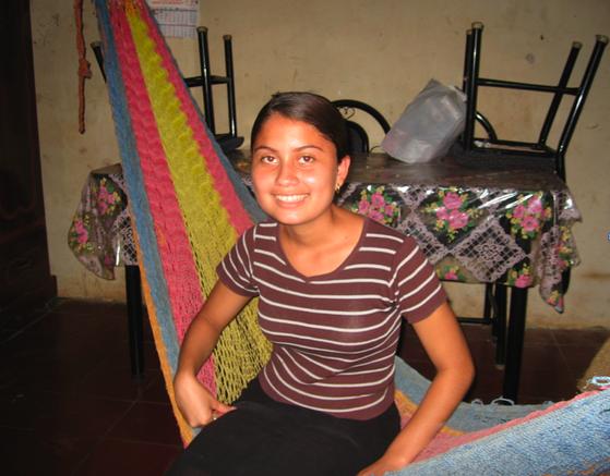 El Salvadorian Girl